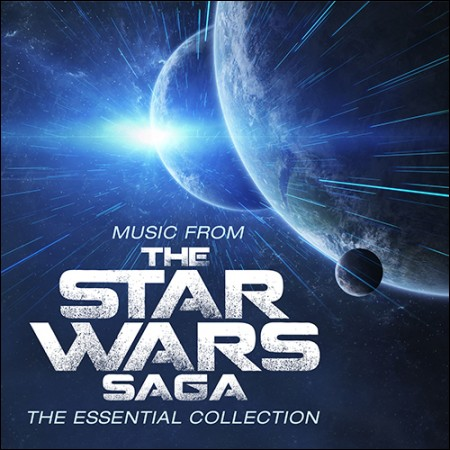 Music From The Star Wars Saga (Star Wars)-[The Essential Collection]
