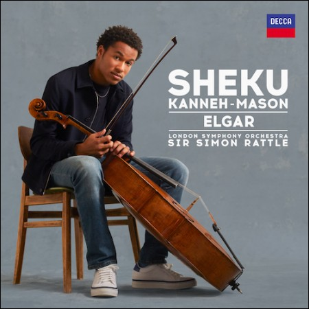 SHEKU KANNEH-MASON-2nd regular album [ELGAR]