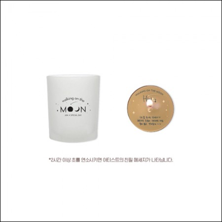 JUN. K(Junkei)-[WALKING ON THE MOON] / MESSAGE CANDLE (message candle)