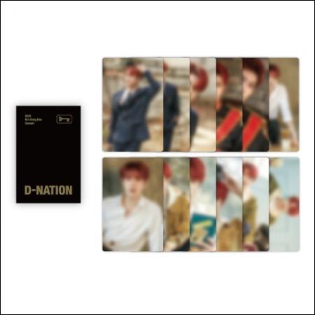 KIM DONG HAN-[D-NATION] / PHOTOCARD SET(Photo card Set)