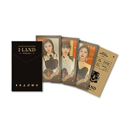 [(G)I-DLE] I-LAND:WHO AM I Special Photo Ticket Set