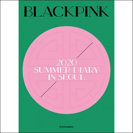 BLACKPINK-2020 SUMMER DIARY IN SEOUL DVD