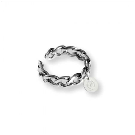 STRAY KIDS(Stray Kids)-[Unlock: GO LIVE IN LIFE] Silver Ring SILVER RING