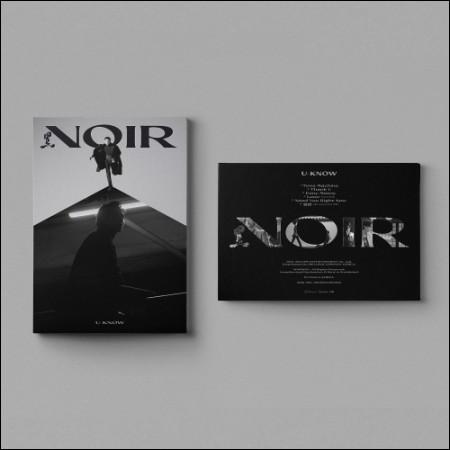 U-Know Yunho(유노윤호) - 2nd Mini Album [NOIR] Crank Up ver.