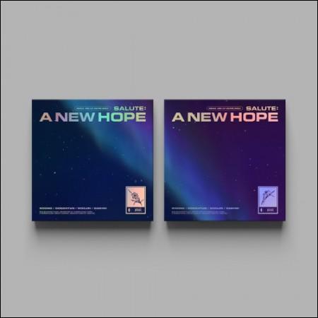 [Set] AB6IX - 3RD EP REPACKAGE [SALUTE : A NEW HOPE] (NEW, HOPE Ver.)