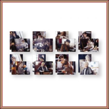 STRAY KIDS(Stray Kids)-[1ST#LoveSTAY'SKZ-X'] Poster Set POSTER SET