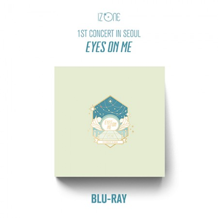 아이즈원 - 1ST CONCERT IN SEOUL [EYES ON ME] 블루레이