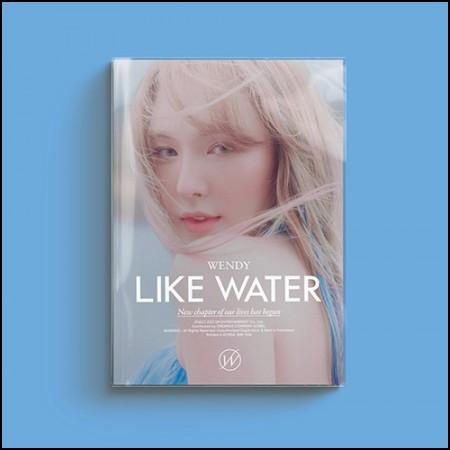 웬디 (WENDY) - 미니 1집 [Like Water] Photo Book Ver.