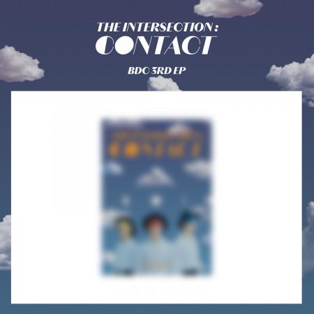 BDC -3RD EP [THE INTERSECTION : CONTACT]  <PHOTO BOOK Ver.> (CONTACT Ver.)