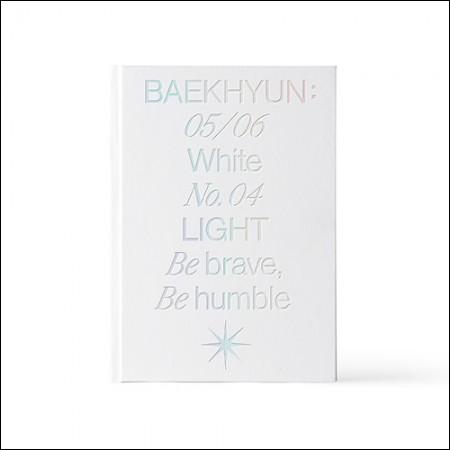 [교환반품불가] 백현 (BAEK HYUN) - [BAEKHYUN:] SPECIAL PHOTO BOOK SET