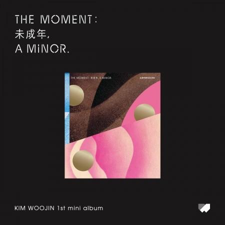 김우진 - [The moment : 未成年, a minor.] (Version C)