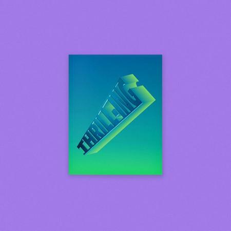 더보이즈(THE BOYZ) - 6TH MINI ALBUM [THRILL-ING] KICK Ver.