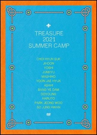 트레저 (TREASURE) - TREASURE 2021 SUMMER CAMP