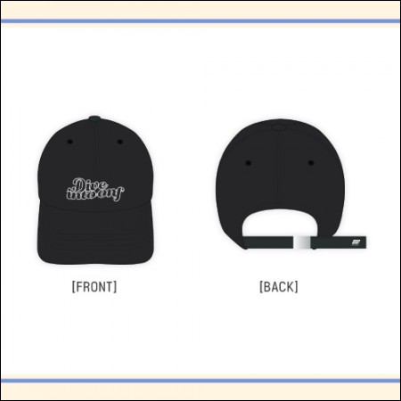 온앤오프 [Dive into ONF] Official MD - 볼캡 BALL CAP
