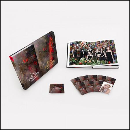 [반품/환불불가] TWICE(트와이스) - [TWICE MONOGRAPH  Eyes wide open] - 150p 포토북 + 포토카드 9종
