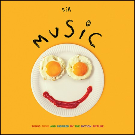 Sia - [Music - Songs From And Inspired By The Motion Picture] EU 수입반