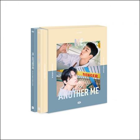 [세트] [반품불가] SF9 에스에프나인 RO WOON & YOO TAE YANG'S  PHOTO ESSAY SET [ME, ANOTHER ME]