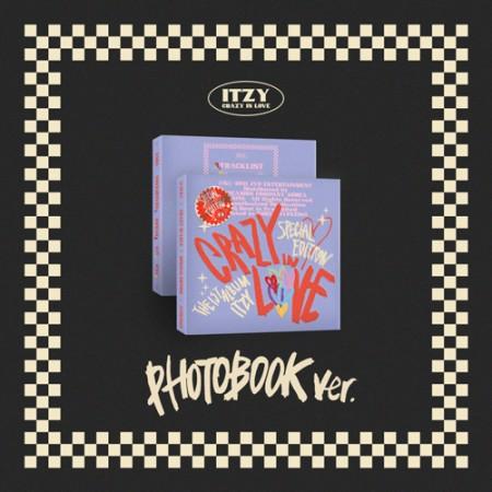 있지 (ITZY) - ITZY The 1st Album [CRAZY IN LOVE] Special Edition (PHOTOBOOK ver.)