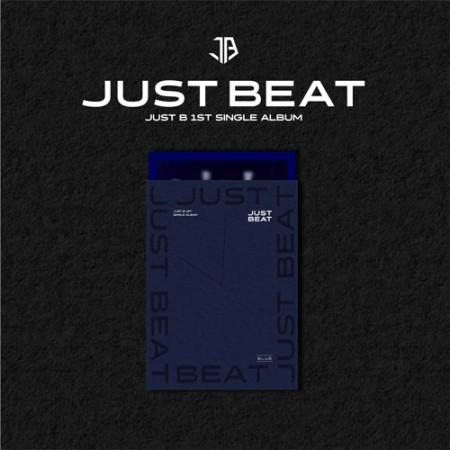 저스트비 (JUST B) - [JUST BEAT] (BLUE ver.)