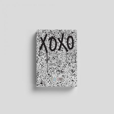 전소미 (JEON SOMI) - THE FIRST ALBUM [XOXO] (O ver.)