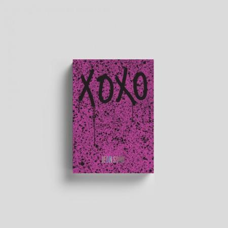 전소미 (JEON SOMI) - THE FIRST ALBUM [XOXO] (X ver.)