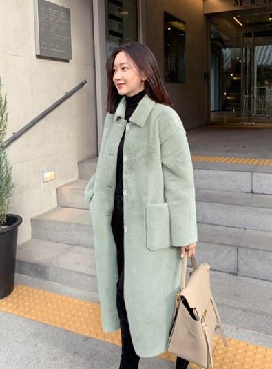 Mink muse coat (* 3color)