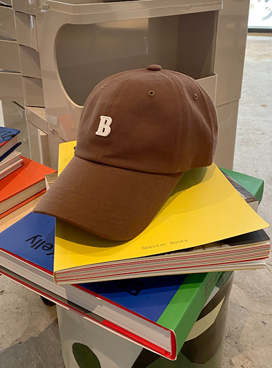 B embroidery Cap hat (* 6color)
