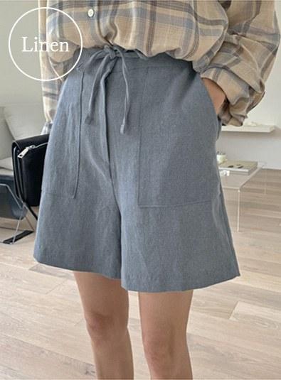 Rotina half pants (*2color)