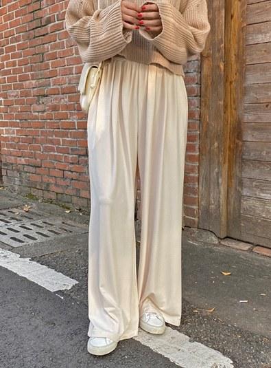 Ridelbanding pants (*3color)