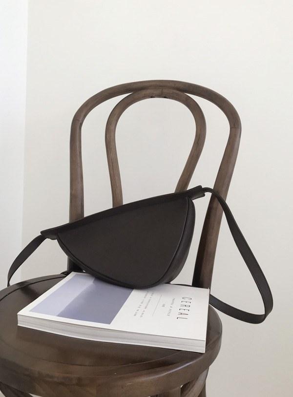 [Cowhide] Lines bag (*2color)