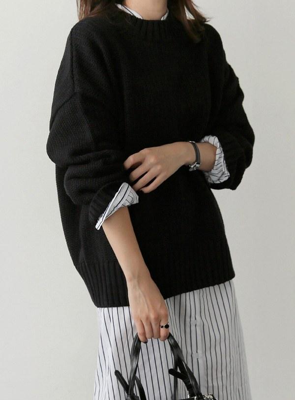 Lenny knit (* 5color)
