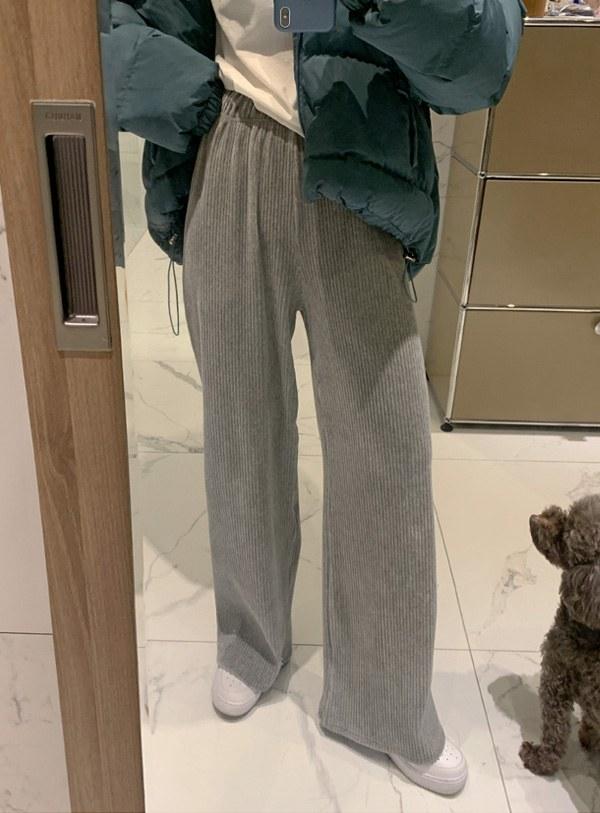 [md recommendation] Margolden pants (*6color)