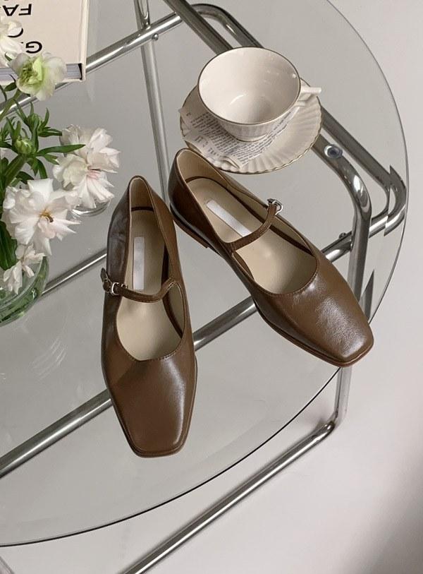 Lower main shoes (*3color)