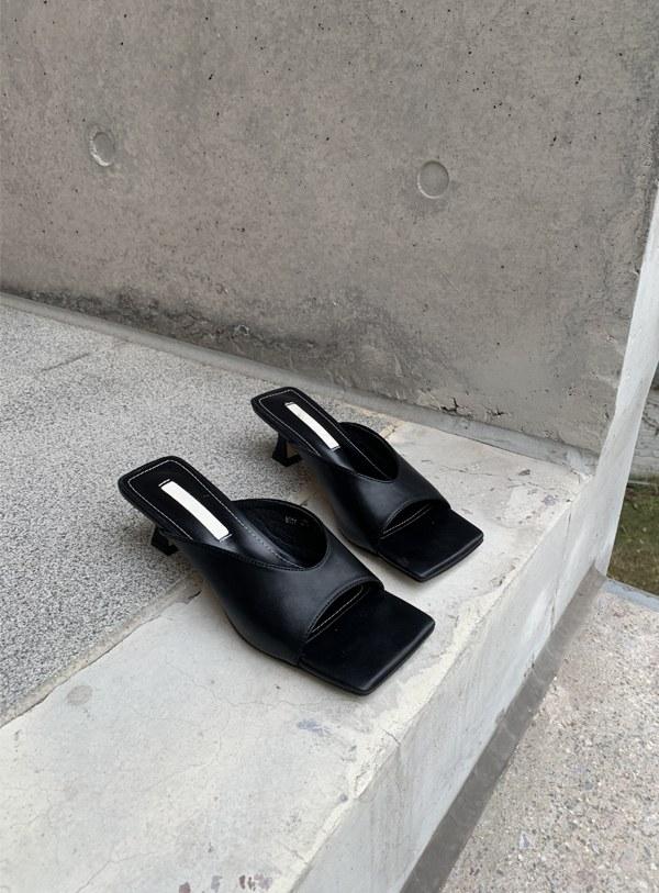 앤글 스퀘어 shoes (*3color)