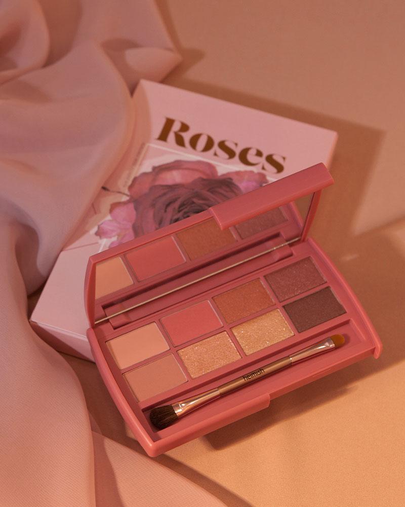 眼影盘-玫瑰回忆