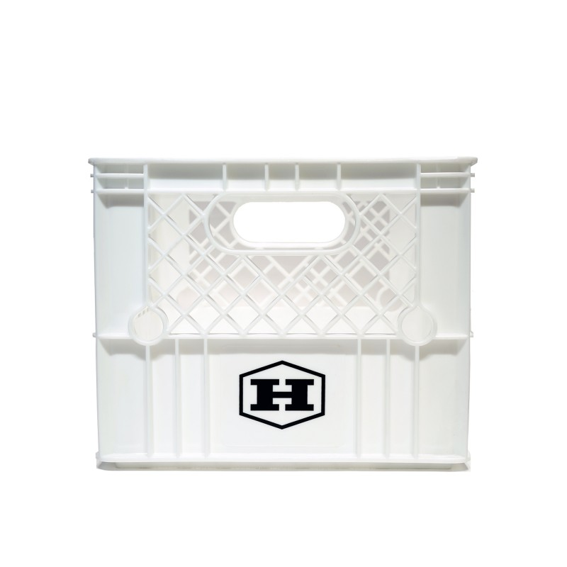 MILK BOX : WHITE