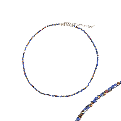 Summer Choker_Blue