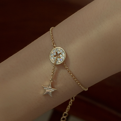 Shooting Star Bracelet