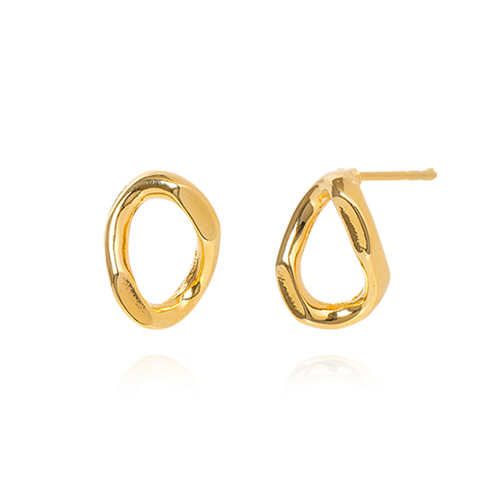 [30% discount][Appreciation gift] D_Round Earring