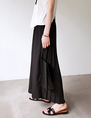 Mainz pleats pants