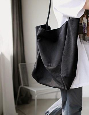map cotton bag