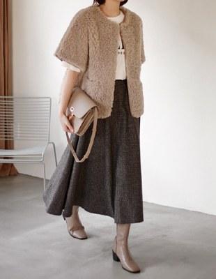Alexa Wool Vest