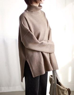jason Turtle Long knit