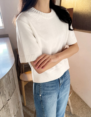 Back Cable Knit