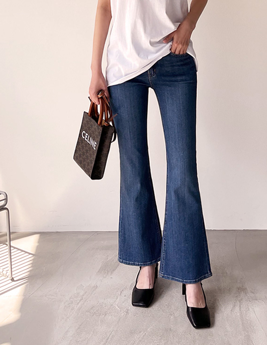 Lorraine Boot cut Denim