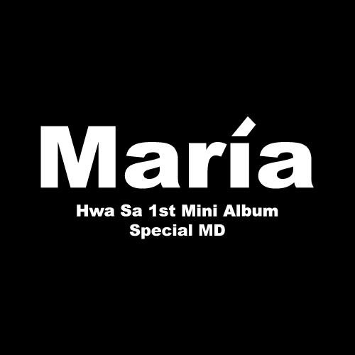 [HWA SA] Maria PVC BAG + PREMIUM POSTER SET