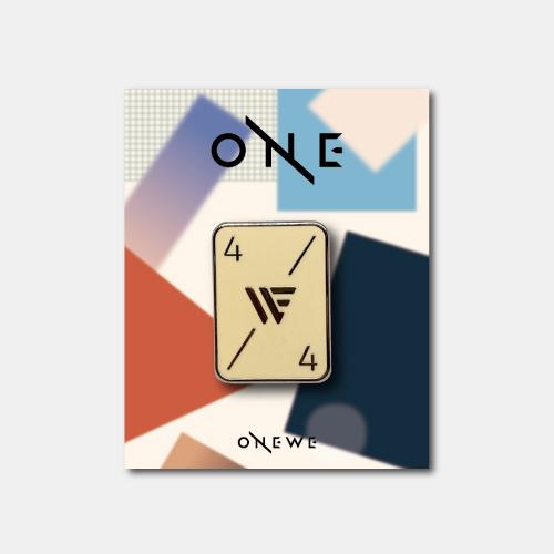 [ONEWE] ONE BADGE
