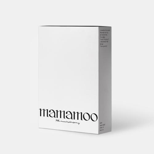 [MAMAMOO] 7th ANNIVERSARY KIT