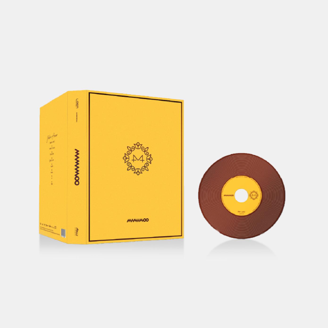 [MAMAMOO] Yellow Flower