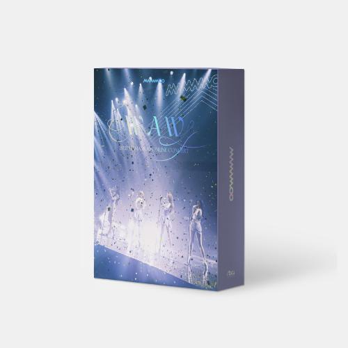 [MAMAMOO] WAW CONCERT DVD